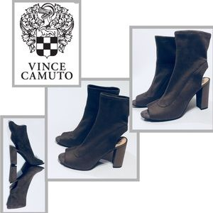 Vince Camuto Sarinta Open Toe Booties